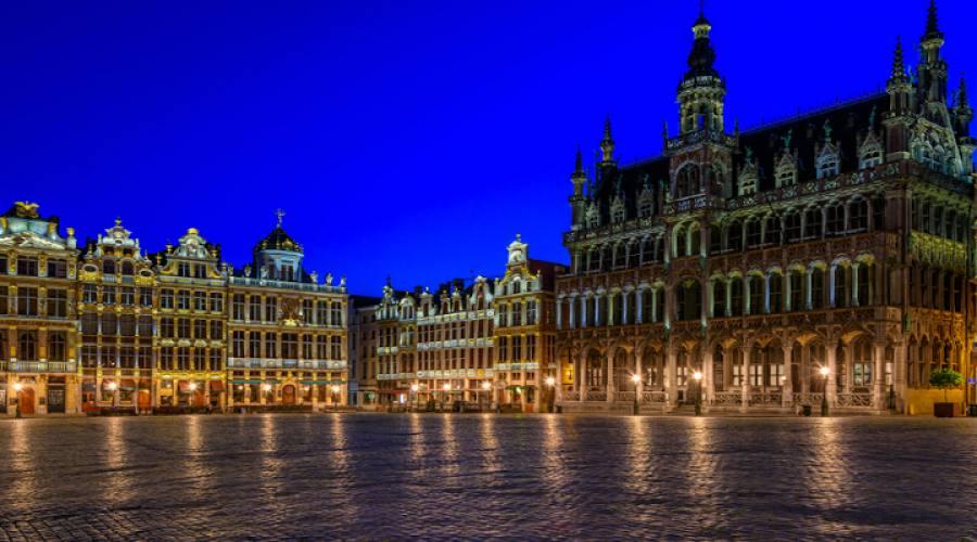 Bruxelles Gran Place