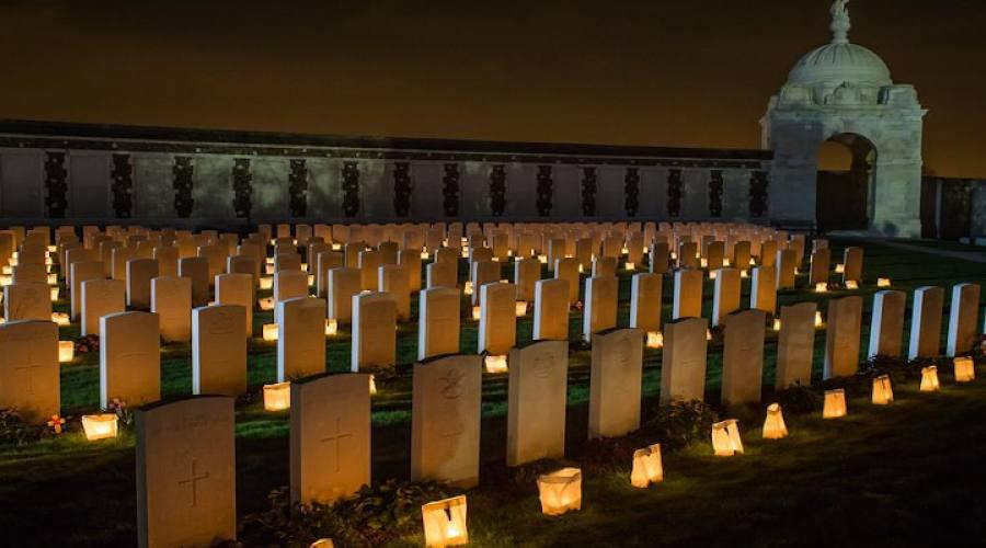 Cimitero e Memoriale di Tyne Cot