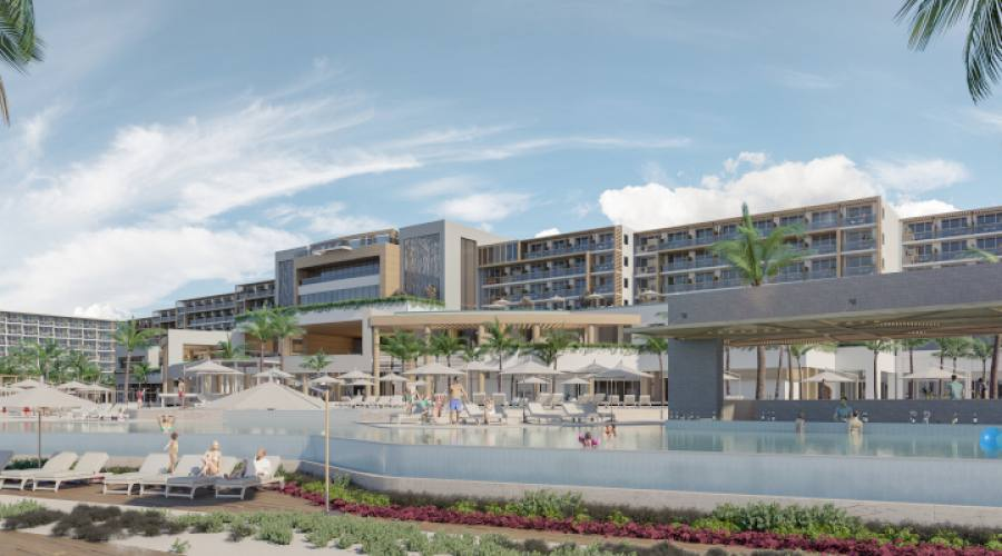 Esterno Resort 5 stelle & Spa