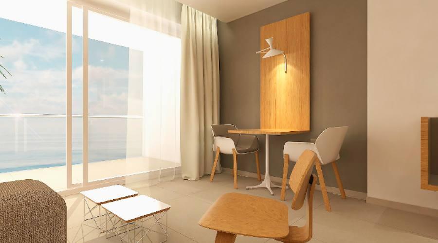Luxury Junior Suite Ocean Front