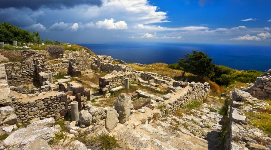 Santorini - antica Thera