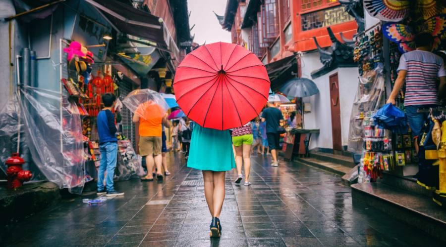Viaggio Zaino in Spalla - Cina