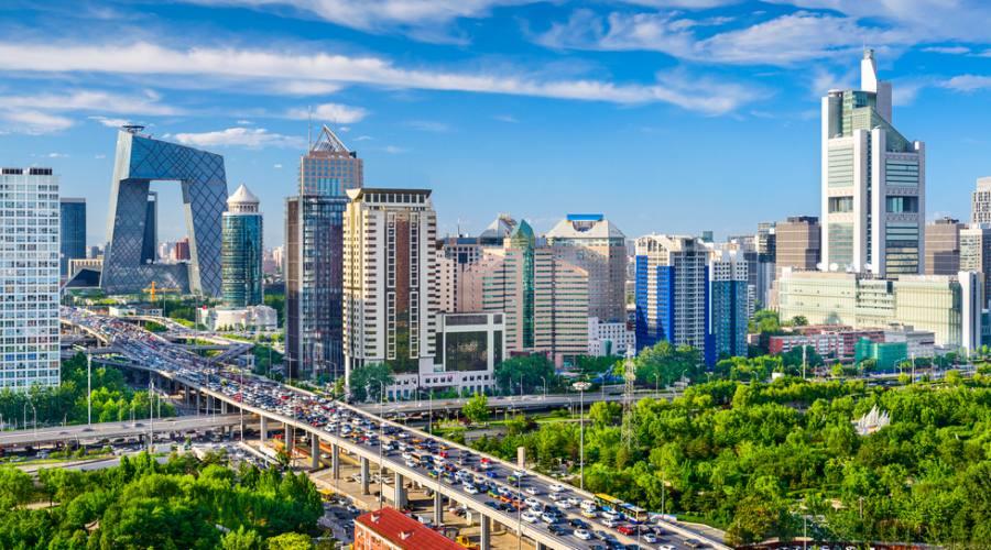 Pechino - skyline
