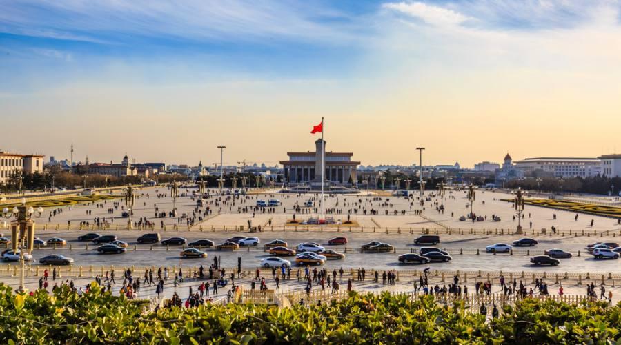 Pechino - Piazza Tienanmen