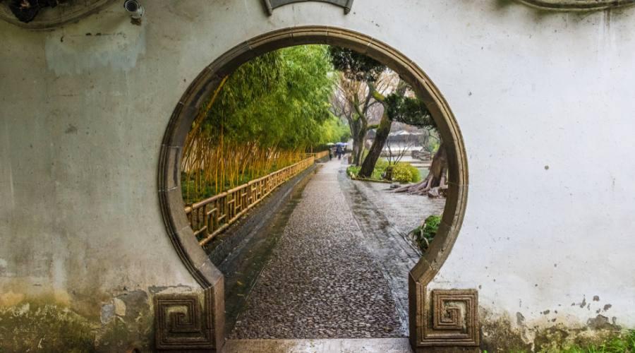Suzhou - Giardino dell'Umile Amministratore ingresso
