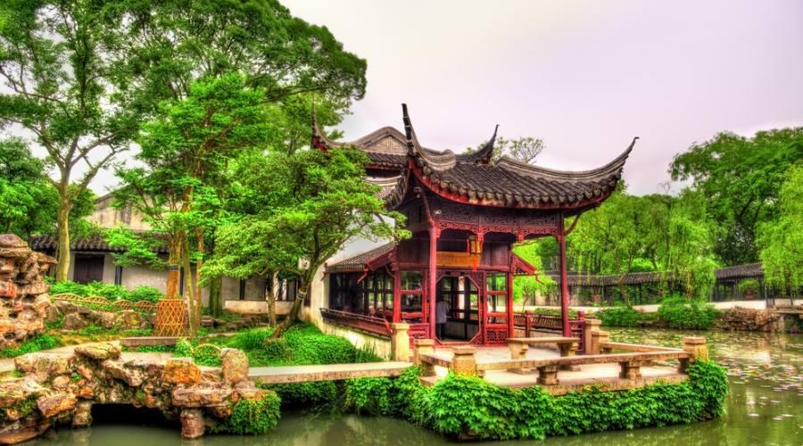 Suzhou - Giardino dell'Umile Amministratore