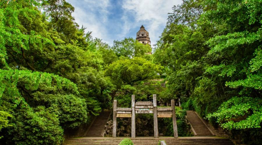 Suzhou - Collina della Tigre