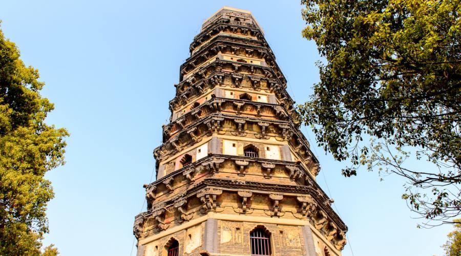 Suzhou - Pagoda collina della Tigre
