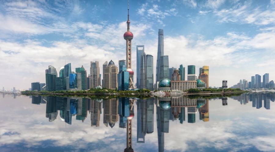 Shanghai - Skyline