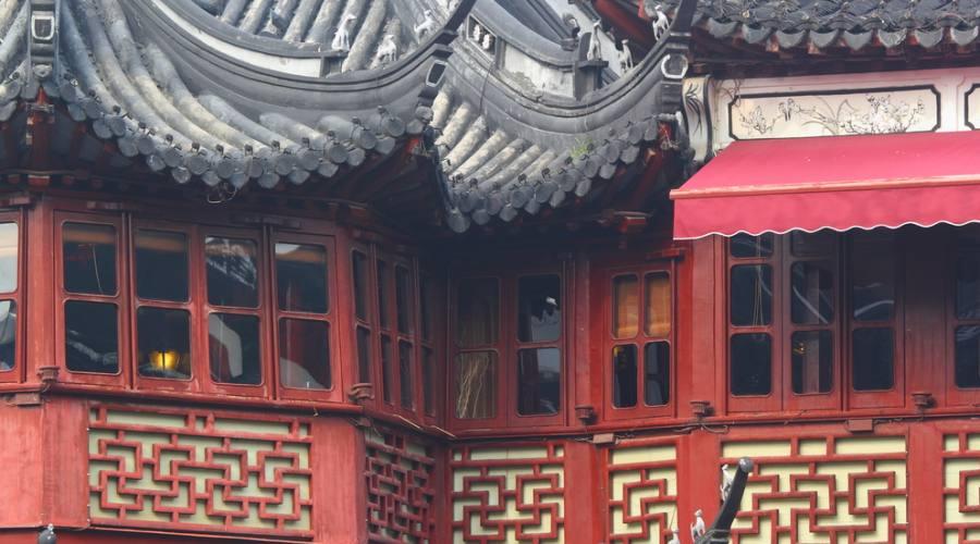 Nanshi - Shanghai città vecchia