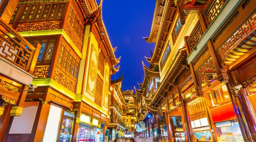 Shangai - Yuyuan district