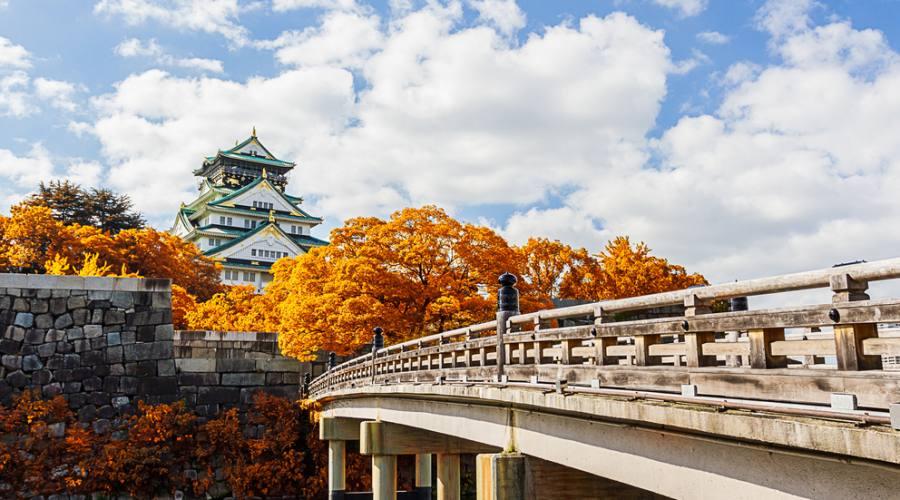 Il Castello di Osaka