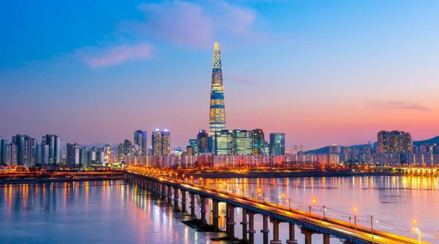 Seoul - Skyline