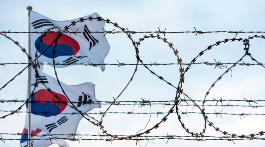 Seoul - DMZ zona demilitarizzata