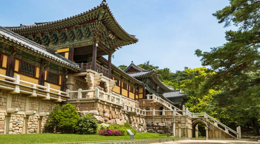 Gyeongju - Bulguksa Temple