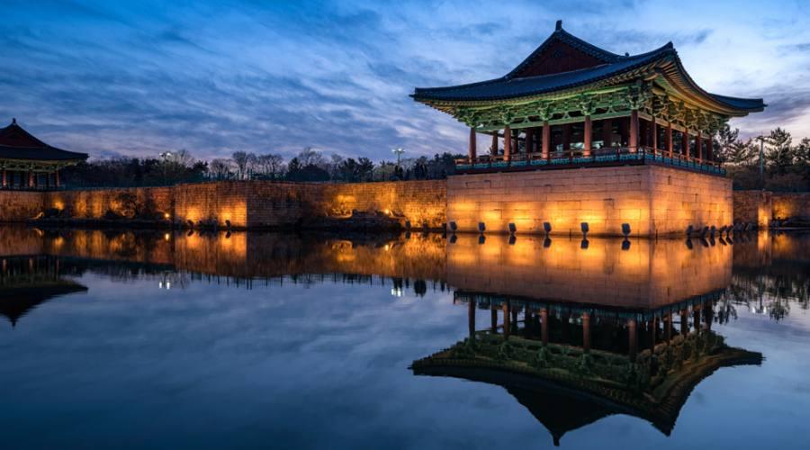 Gyeongju - Dunggung Palace