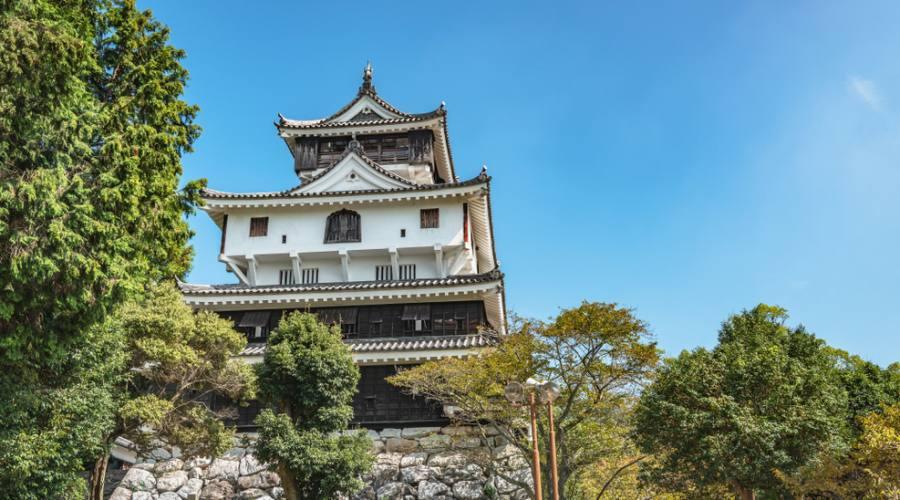 Il castello di Iwakuni