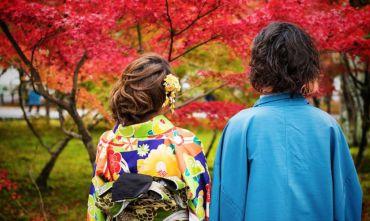 Viaggio di nozze: I Samurai e il mare di Okinawa