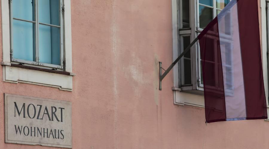 Casa di Mozart a Linz