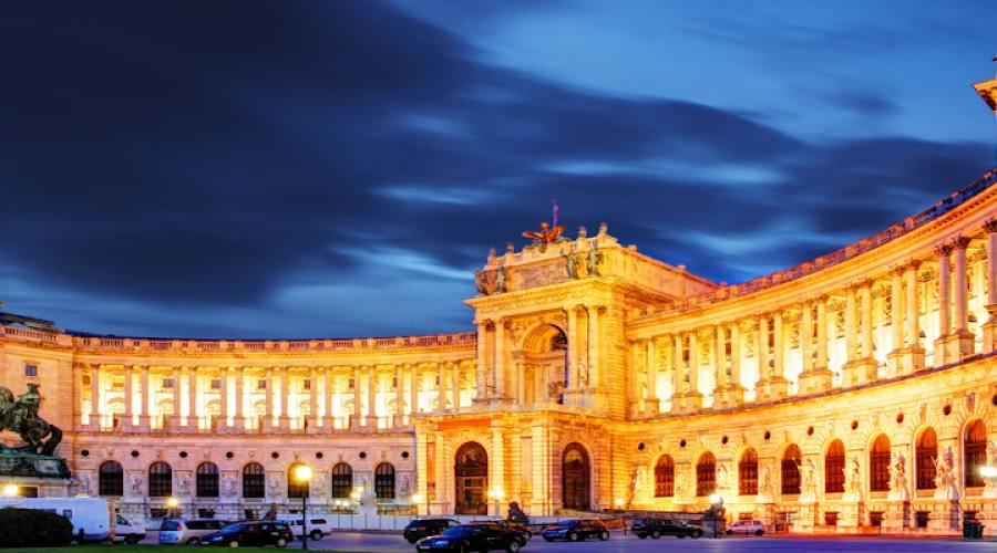 Vienna palazzo Imperiale