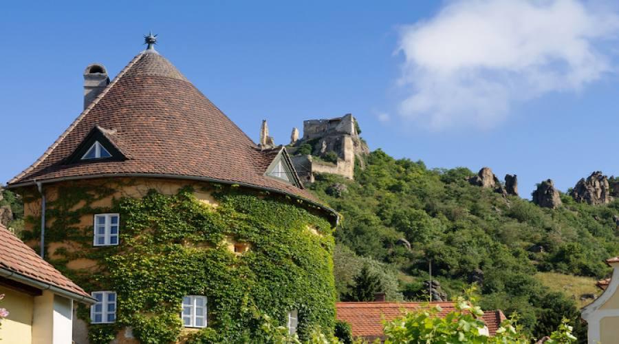 Durnstein rovine del castello