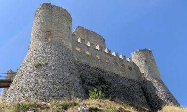 Rocca Calascio e il borgo di Santo Stefano di Sessanio
