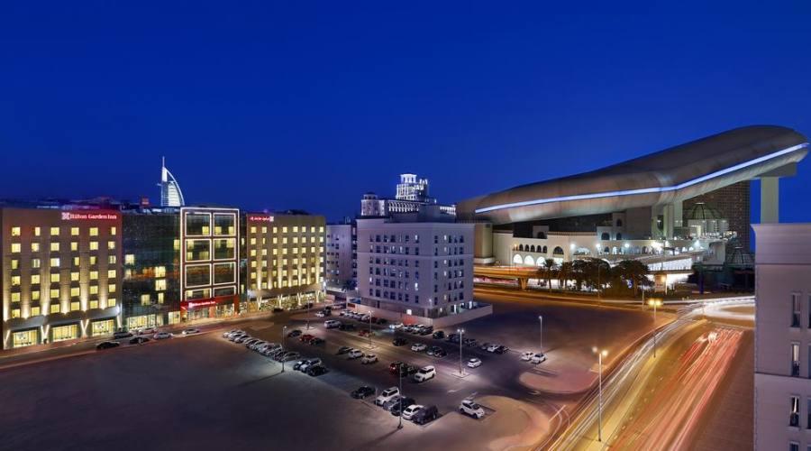 Esterno hotel Hilton Garden Inn MOE