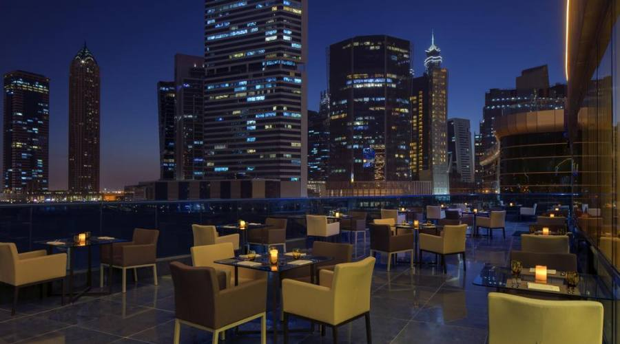 Hotel Radisson Terrazzo panoramico