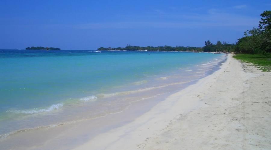 Spiaggia di Seven Miles