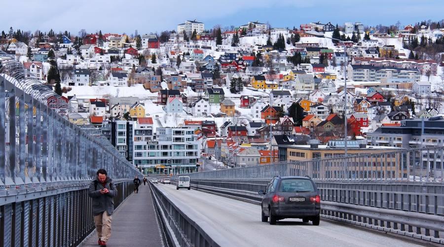 Tromso brigge