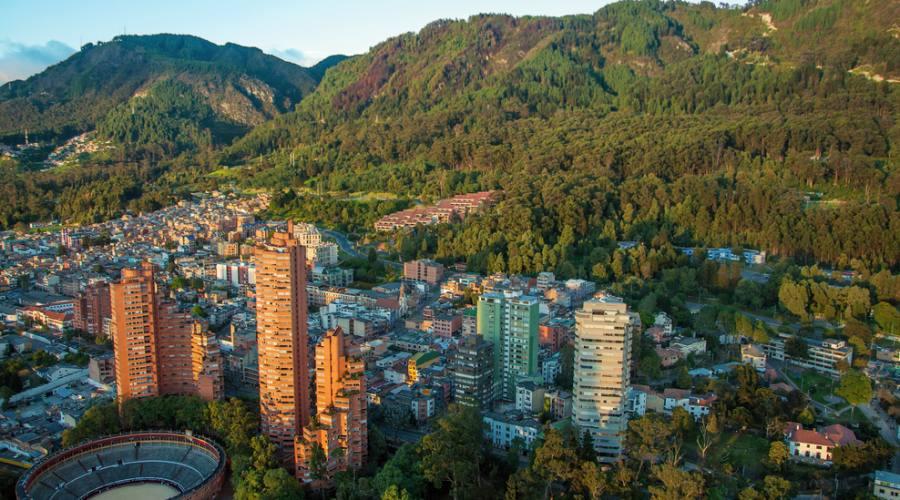 Bogotà - centro città