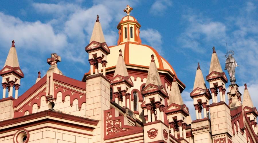 Medellin - Chiesa di Gesù Nazareno