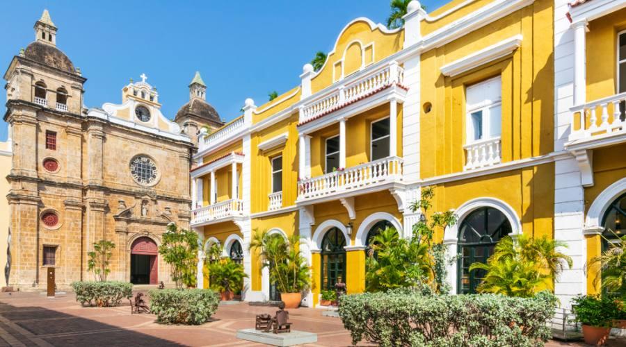 Cartagena - Chiesa di San Pedro Claver