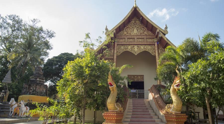 Chiang Rai - Wat Doi Ngam Muang