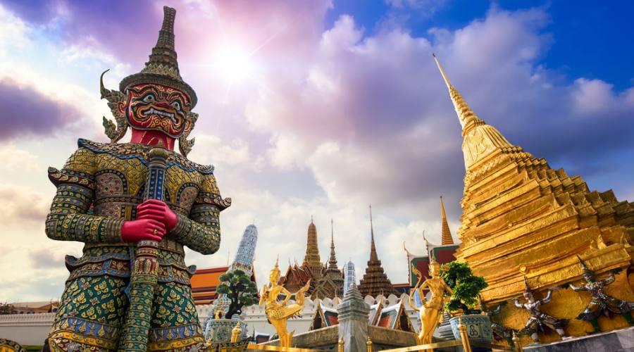 Chiang Rai - Wat Phra Kaew