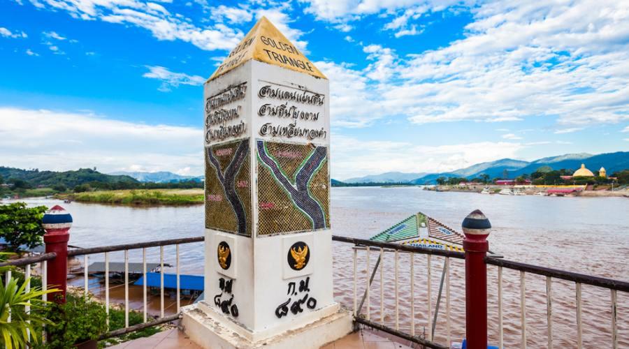 Chiang Rai - Triangolo d'oro