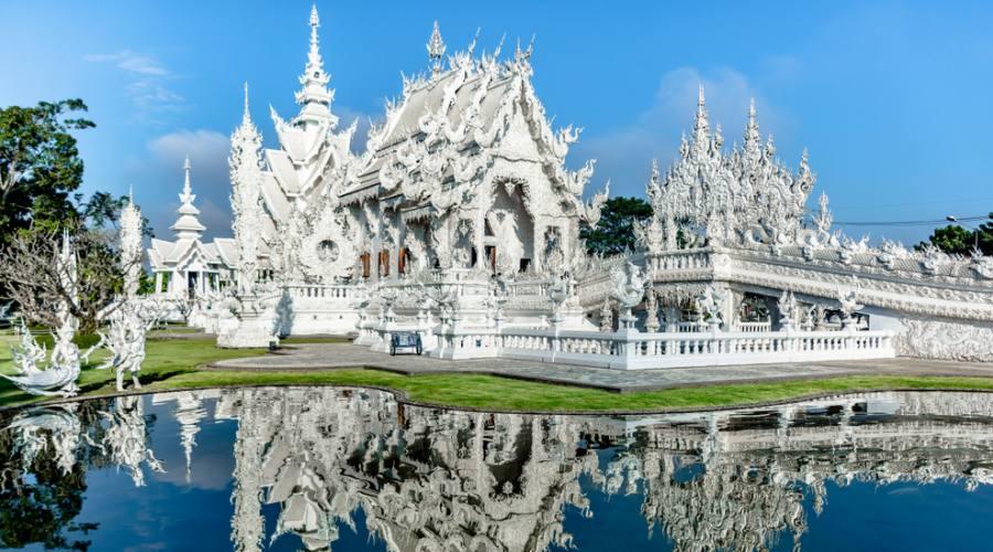Chiang Mai - Wat Rong Khun