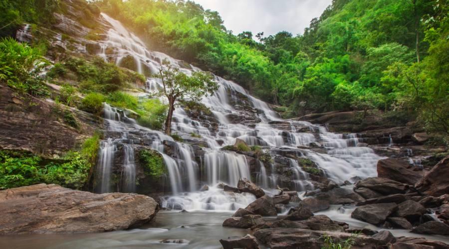 Chiang Mai - Cascate di Mae Sa