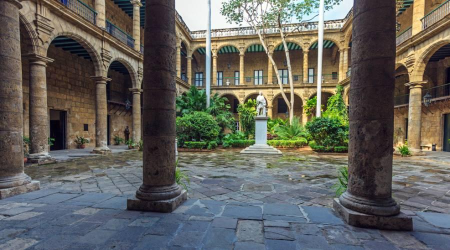 Havana - Palacio de los Capitanes Generales