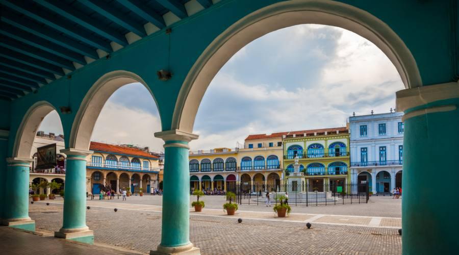 Havana - Plaza Veja