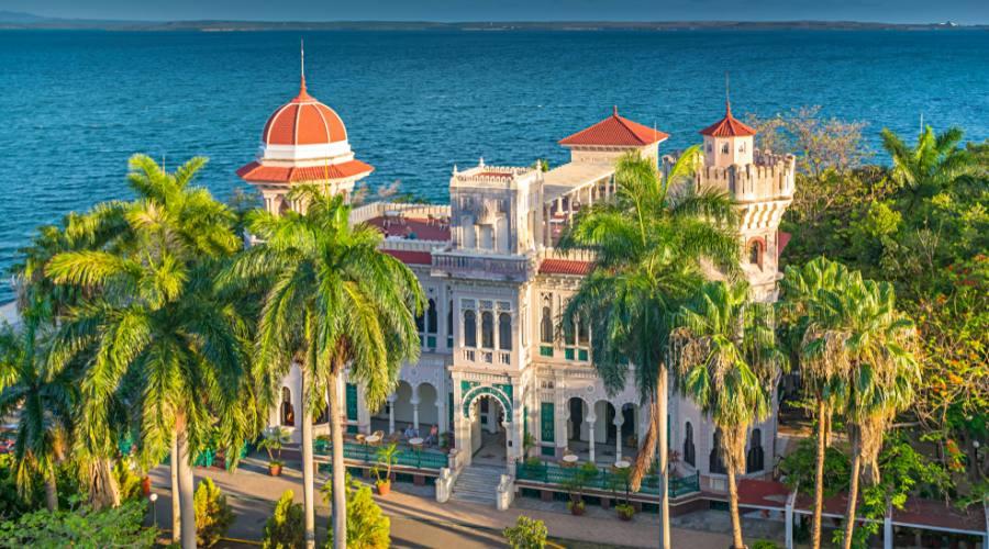 Cienfuegos - Palacio de Valle
