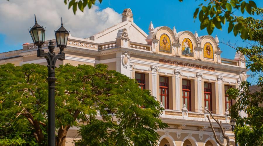 Cienfuegos - Tomas Terry Theatre