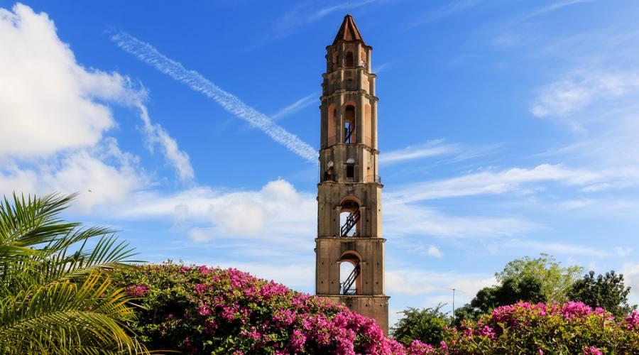 Trinidad - Torre Manaca Iznaga