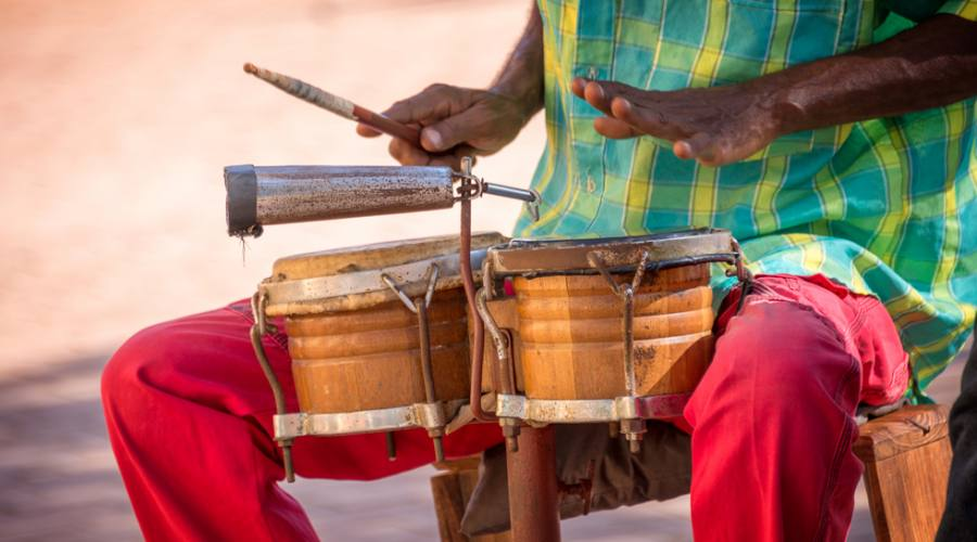 Trinidad - musicista