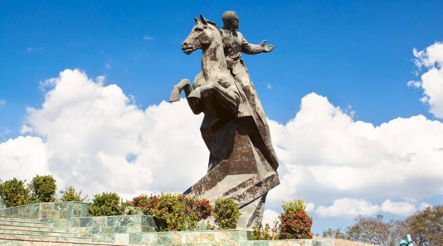 Santiago de Cuba - Piazza della Rivoluzione