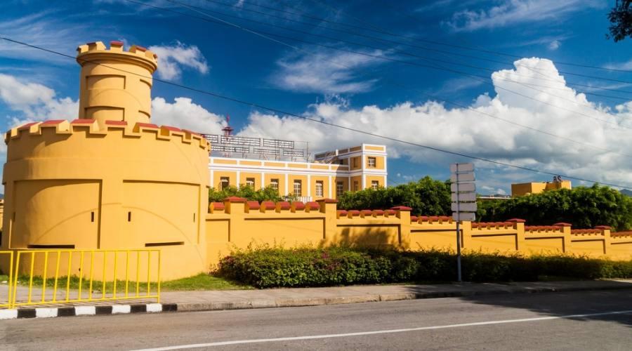 Santiago de Cuba - Caserma Moncada