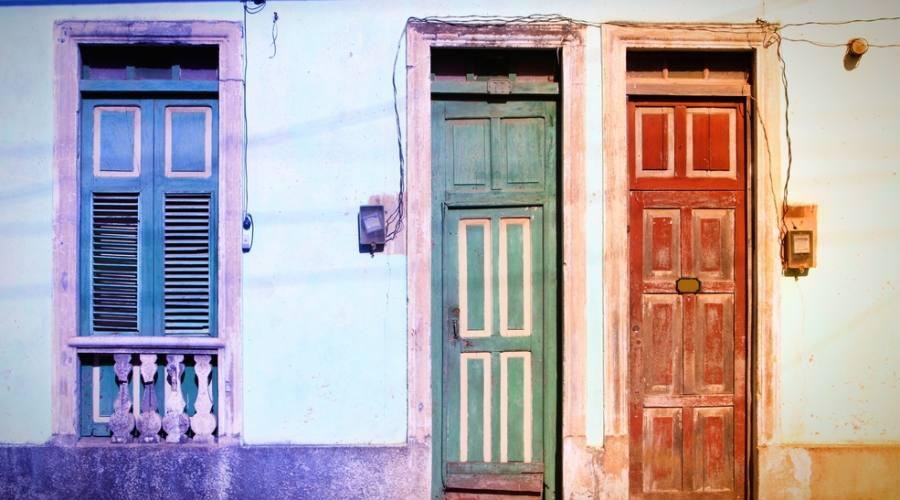 Baracoa - architettura coloniale