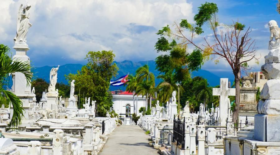 Santiago de Cuba - Cimitero di Santa Ifigenia