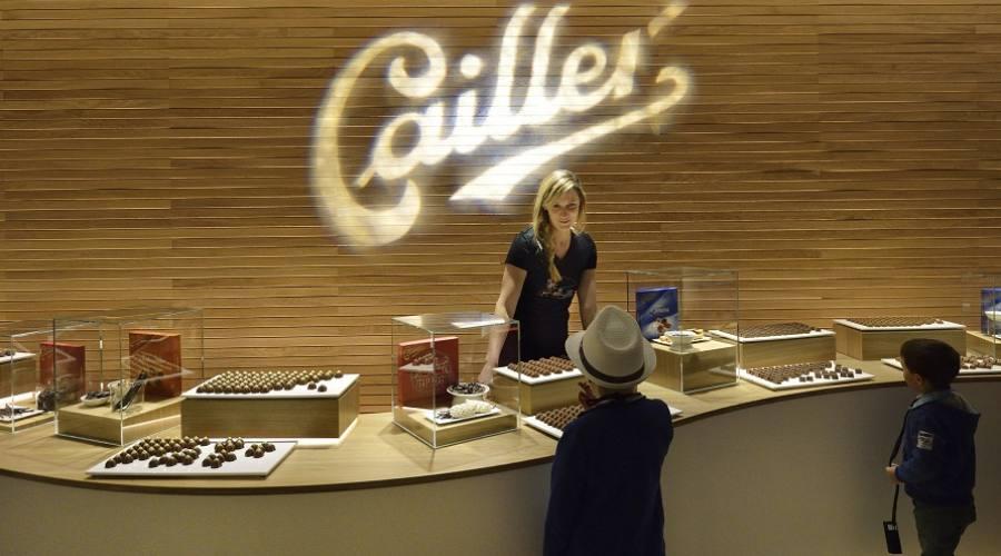 Fabbrica del cioccolato Callier/Nestlè