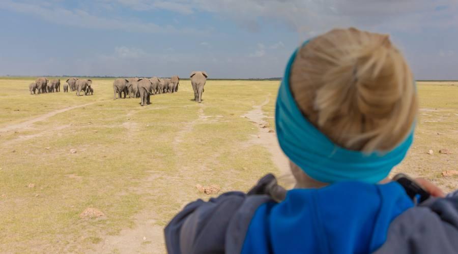 Viaggio Zaino in Spalla - Kenya